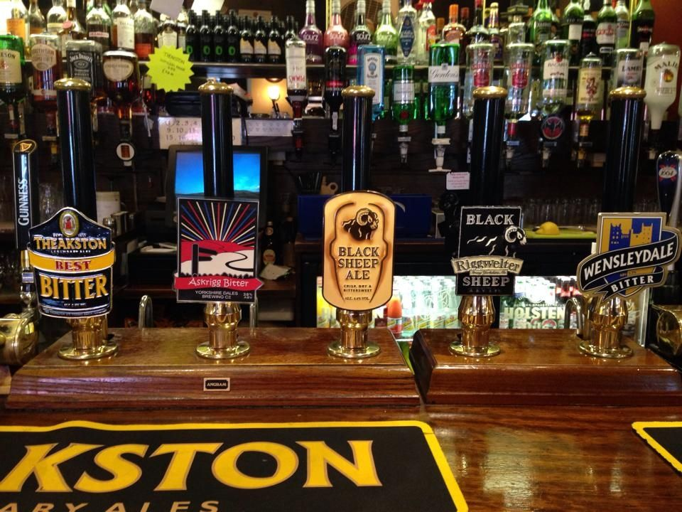 Pub | Public Bar | North Yorkshire | The Fountain Hotel