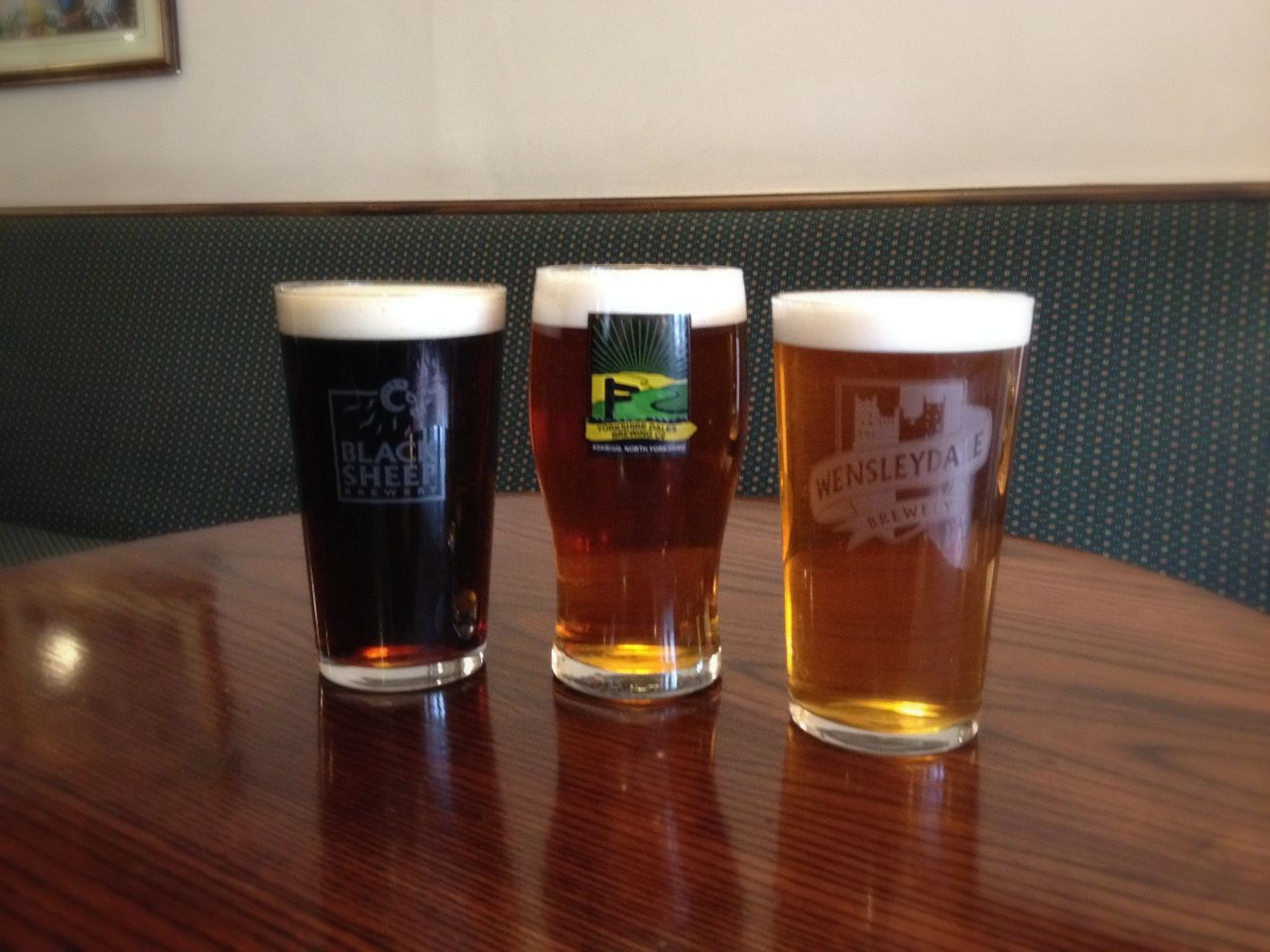 Chops Top Fives: Guest Top 5 - Real Ales brewed In London